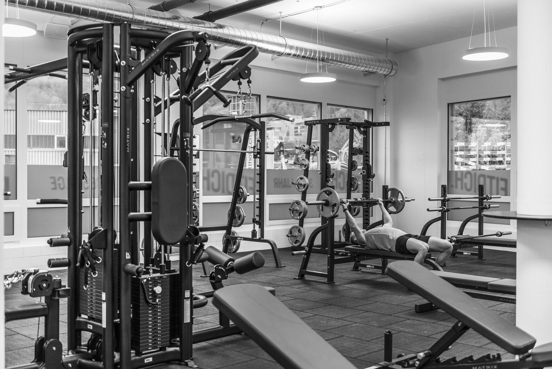Fitness Luzern - Muskeltraining