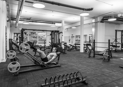 Fitness Luzern - Muskelaufbau