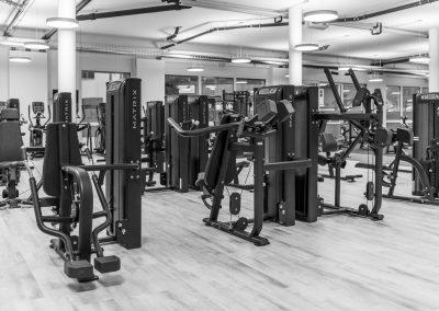Fitness Luzern - Kraftgeräte