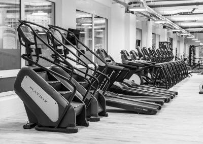 Fitness Luzern - Laufband